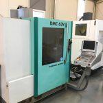 DMG DMC 63 V 2